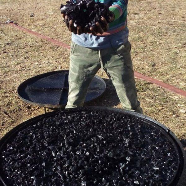 Farm4Trade-Using biochar in animal feeding to reduce greenhouse gasses emission